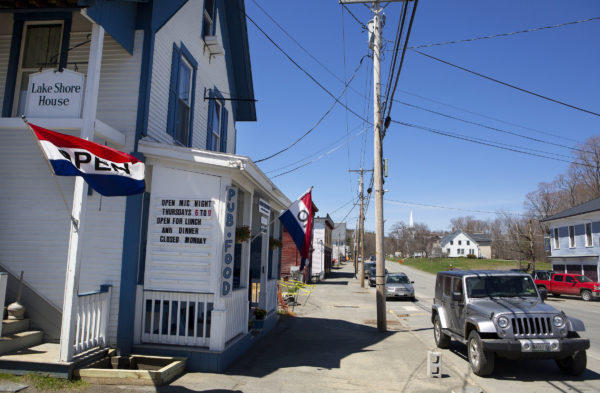 The Libra Foundation has purchased a farm and close to 12 buildings in Monson for $500K.