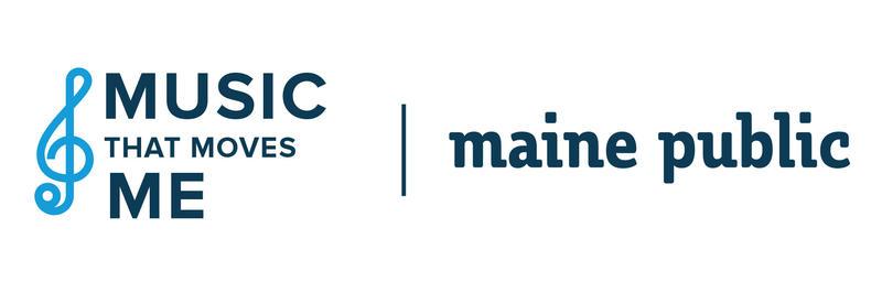 Maine Public Music That Moves ME logo
