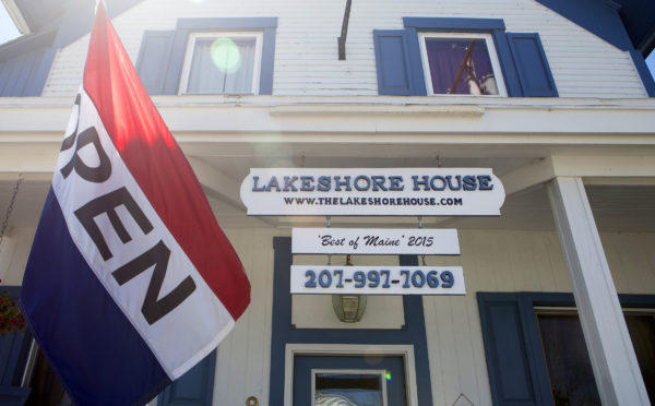 The Lakeshore House is at the middle of the Libra Foundation's efforts to revitalize Monson.