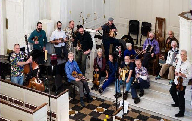 Canterbury Country Dance Orchestra & Dudley Laufman