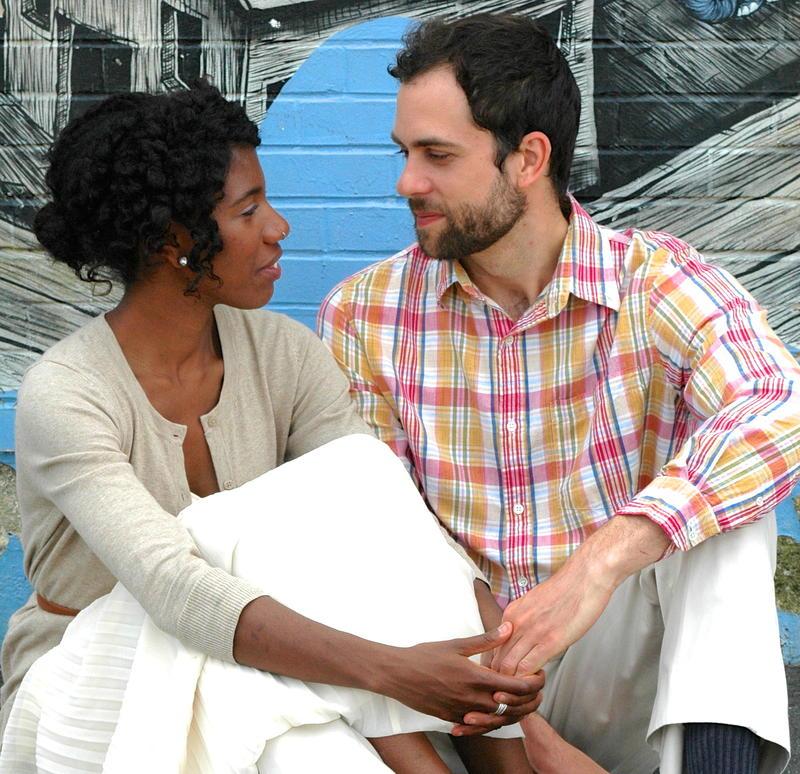 Edwige Charlot and Ben Weinstein