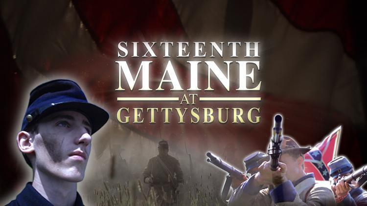 16th Maine at Gettysburg