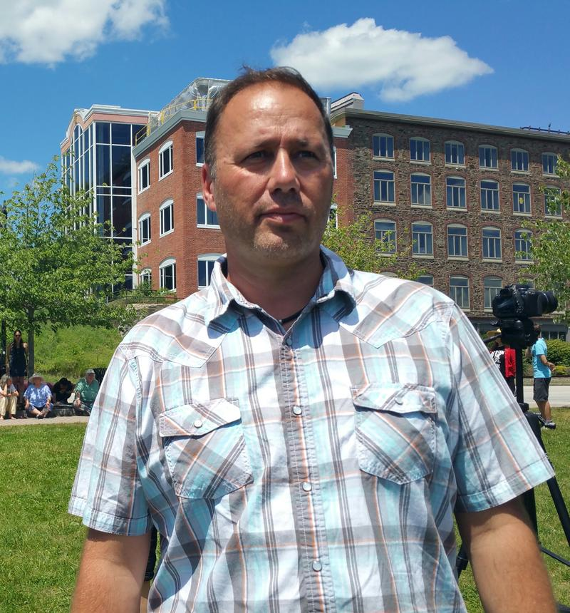 Penobscot Chief Kirk Francis says the tribe is weighing its options, but giving up is not one of them.