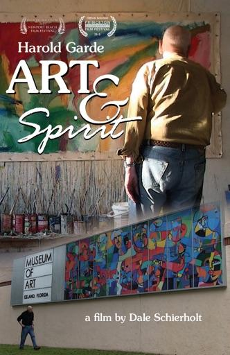 Art & Spirit home video jacket/poster