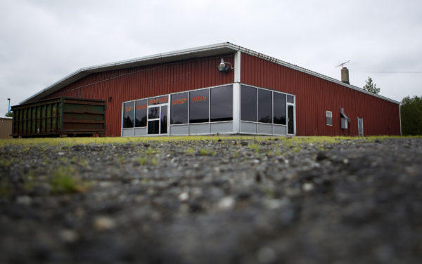 The Libra Foundation will be turning the former Brothers auto dealership in Dover-Foxcroft into a sports complex as part of plans to revitalize the local economy.