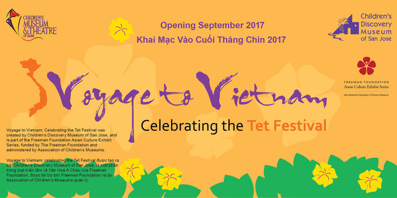Children's Museum & Theatre of Maine Presenting Voyage to Vietnam: Celebrating the Tet Festival