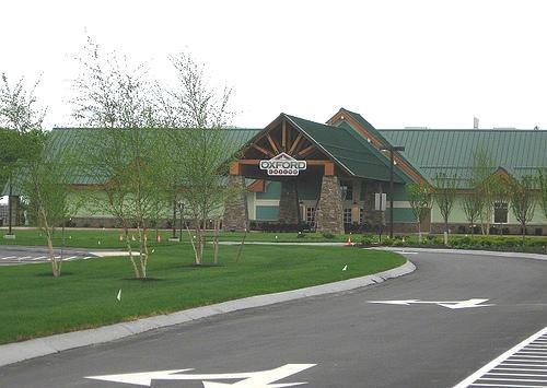 The Oxford Casino, seen in 2013.