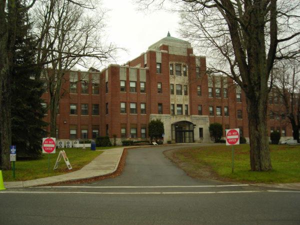 The Togus VA Medical Center in Augusta.