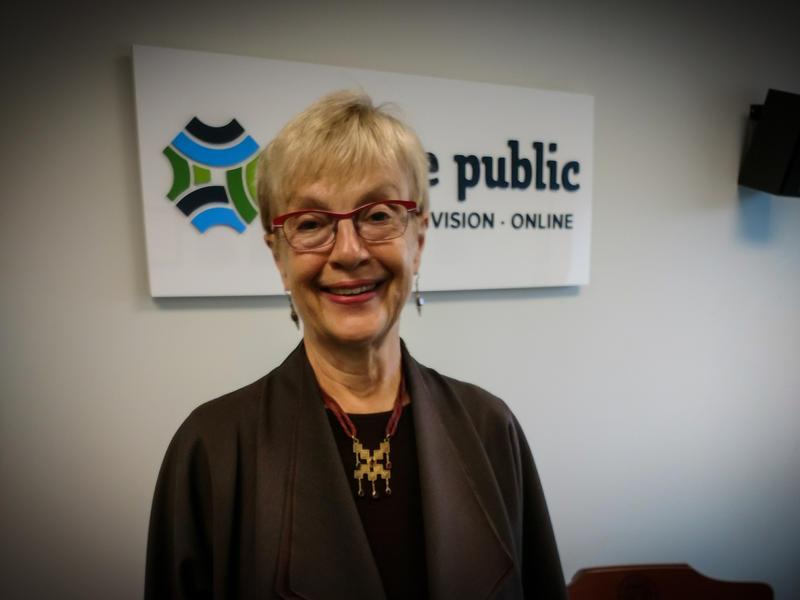 Dr. Carolyn Lukensmeyer.