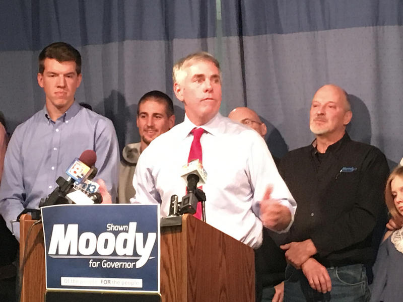 Gorham businessman Shawn Moody announces Tuesday that he's making a run for governor as a Republican.