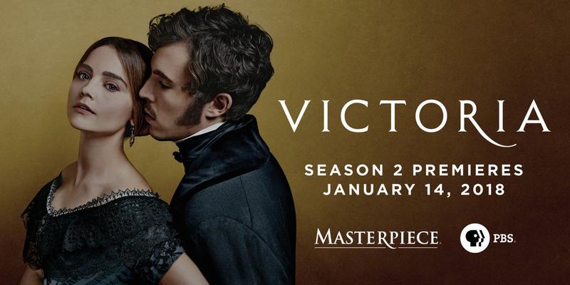 Community Screenings of Victoria, Season Two Premiere