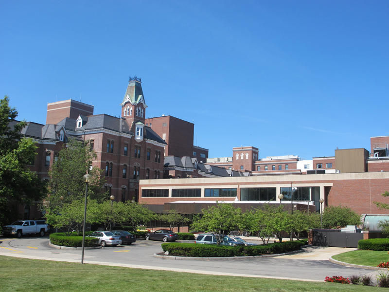 Maine Medical Center in Portland in July 2015.
