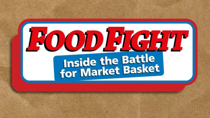 Food Fight: Inside the Battle for Market Basket logo