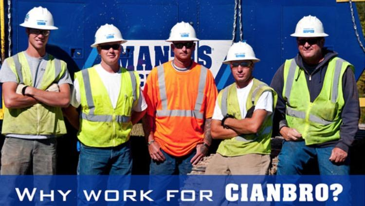 Cianbro workers