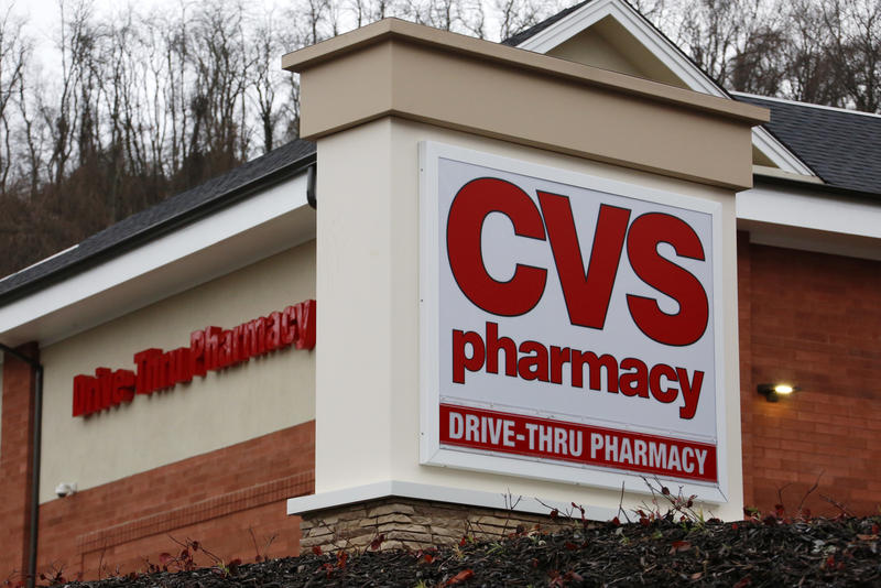 A CVS Pharmacy in Pittsburgh in Jan. 2017.