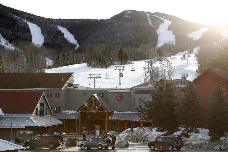File image of the Sunday River ski resort, Friday, March, 13, 2015 in Newry, Maine.