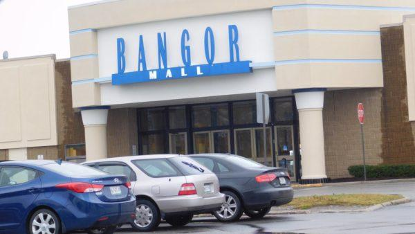 The troubled Bangor Mall is seeking a tax break on its property, saying sales have declined and vacancies have increased.