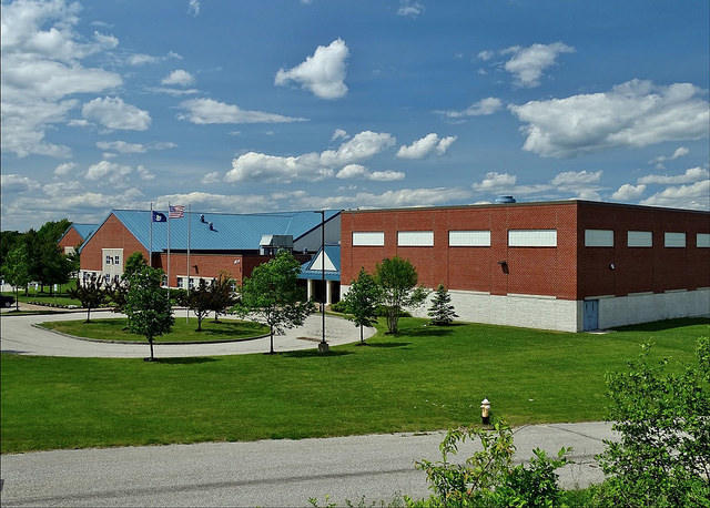 File image of Long Creek Youth Development Center in South Portland