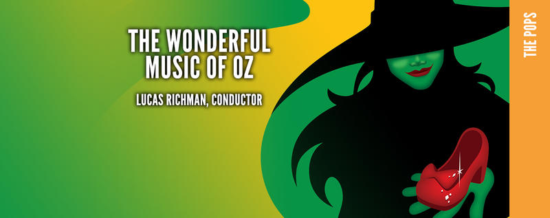 "Bangor Symphony Orchestra's ""The Wonderful Music of Oz."""