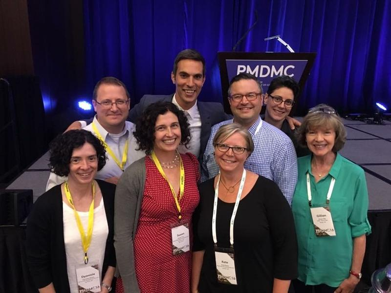 Maine Public Development and Underwriting teams with Ari Shapiro, NPR Host, All Things Considered.
