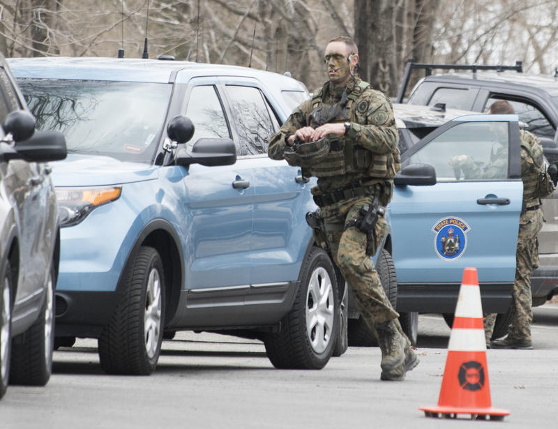 200 officers from various federal, state and local departments have been involved in a manhunt for Williams since Tuesday