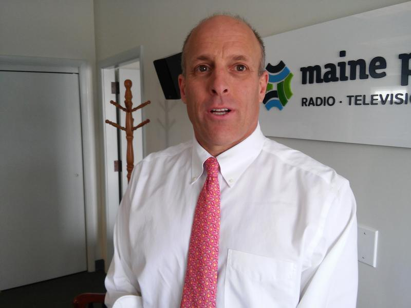 Paul Peck, president of the Maine Real Estate and Development Association 2017