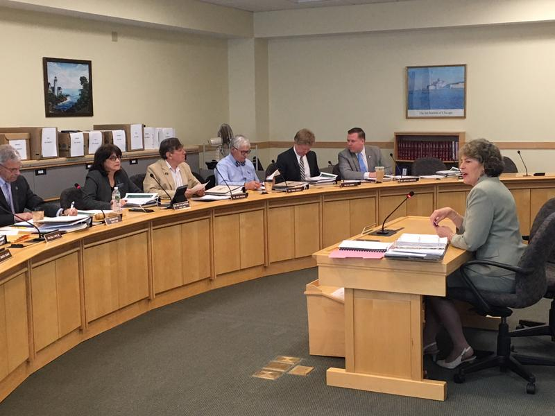 OPEGA Director Beth Ashcroft Testifies to Government Oversight Committee
