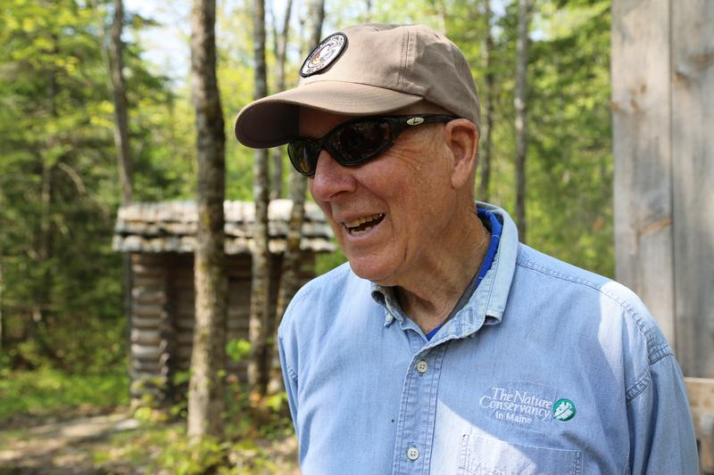 "Ray ""Bucky"" Owen, former commissioner of the Maine Department of Inland Fisheries and Wildlife."