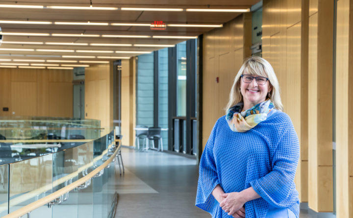 Dr. Deborah Bronk began her new job and president and CEO of Bigelow Laboratory for Ocean Sciences in Boothbay earlier this year.