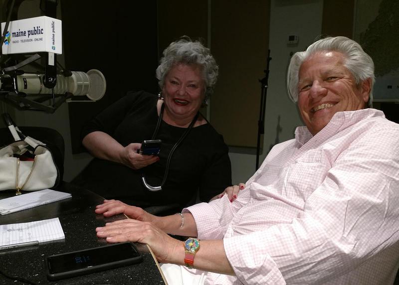 Brenda Garrand (left) and Sam Surprise.