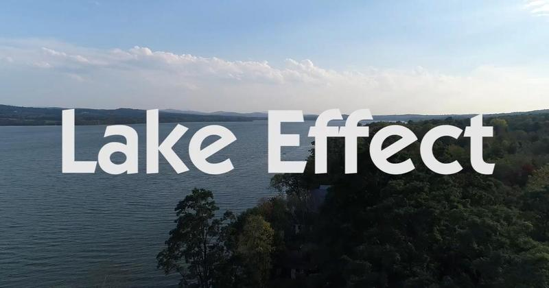 A still frame from Lake Effect