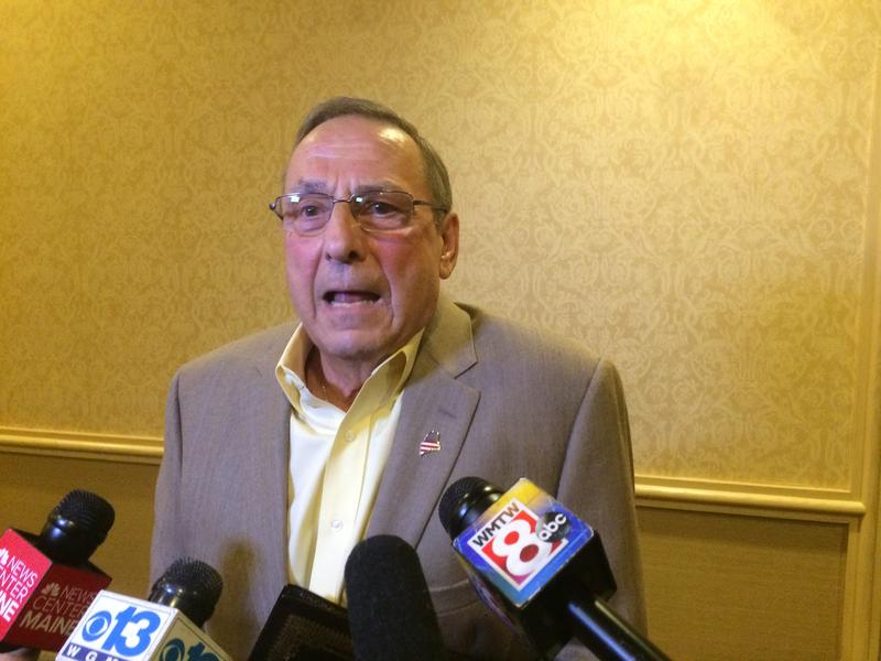 LePage at Eggs and Issues June 2018
