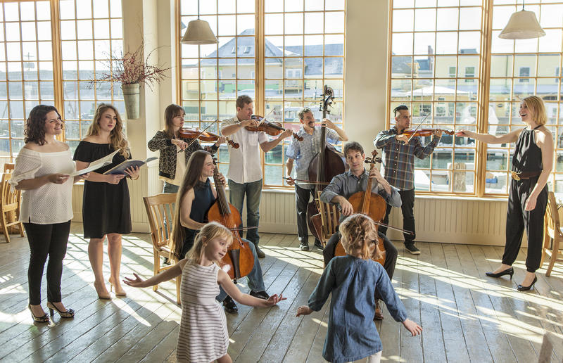 Portland Bach Experience