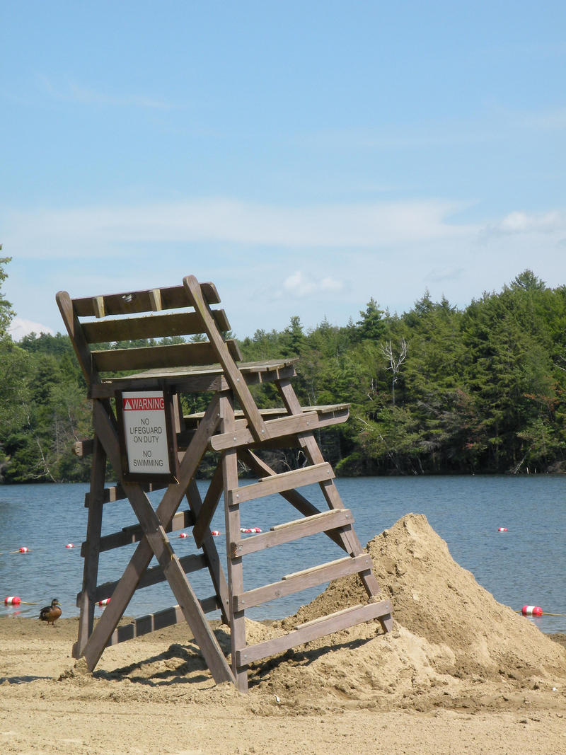A spokesperson for the Department of Agriculture, Conservation and Forestry says there are open lifeguard positions at state parks across Maine.