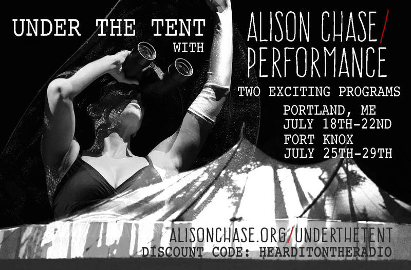 Alison Chase Performance: Under the Tent