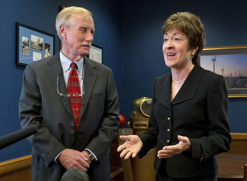Maine's U.S. Senators predict that the plan is not going anywhere this year, even as infrastructure needs grow.