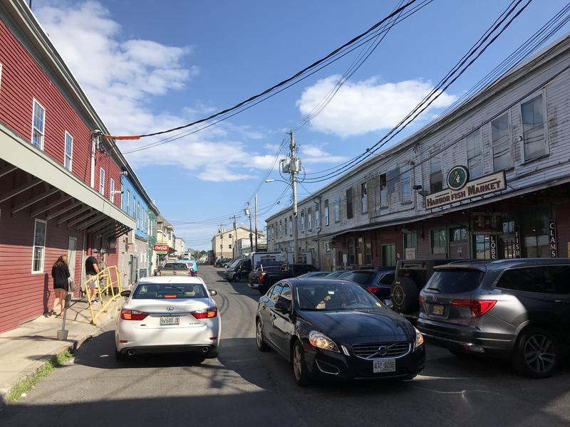 """A traffic study that is in the works is calling the situation an """"existential threat"""" to the city's marine industries, and lobstermen seem to agree."""
