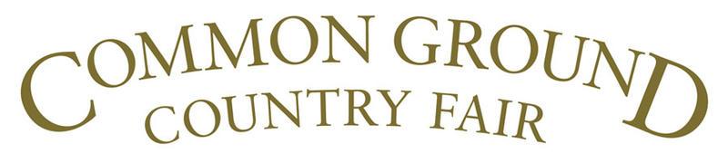 Common Ground Country Fair logo