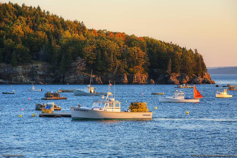 Gear conflicts are growing common in the area, as smaller and larger boats compete for access to fertile lobster habitat.