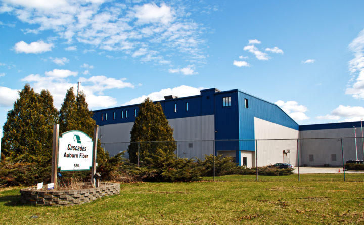 A company belonging to Kevin Dean's wife, Cecile, owns the former Cascades Auburn Fiber mill, where Dean's estranged business partner Emile Clavet said Dean runs a medical marijuana growing operation.