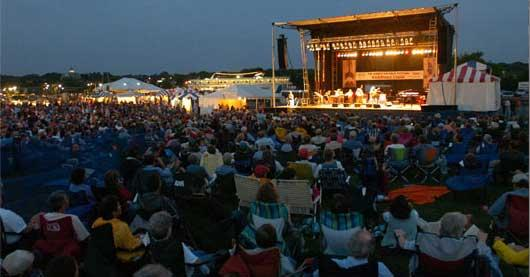 Next weekend, 100,000 people will descend on the Bangor waterfront to take in music that has evolved over centuries.