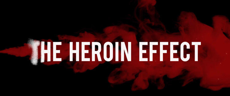 The Heroin Effect title still