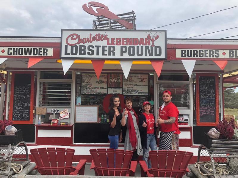 Charlotte's Legendary Lobster Pound in Southwest Harbor