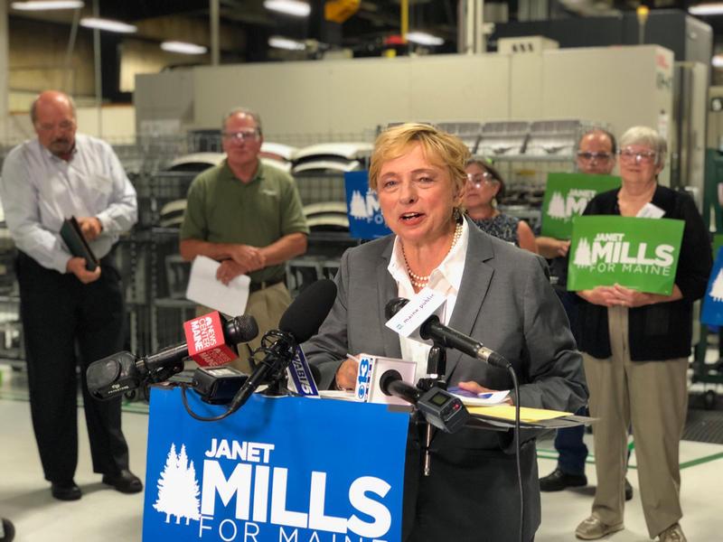 Mills in September 2018