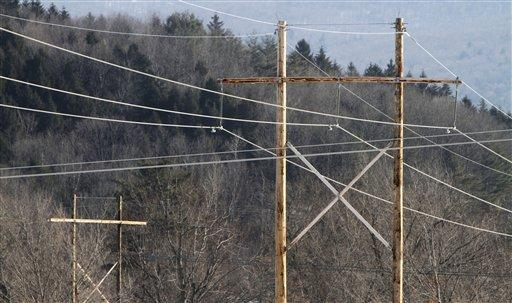 State regulators Friday suspended hearings on Central Maine Power's (CMP) proposal to build a 145-mile high voltage transmission line in western Maine.
