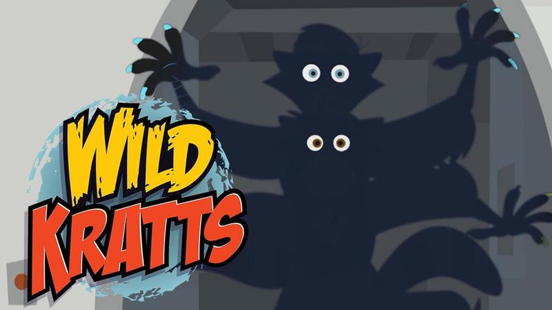 Wild Kratts animated still frame