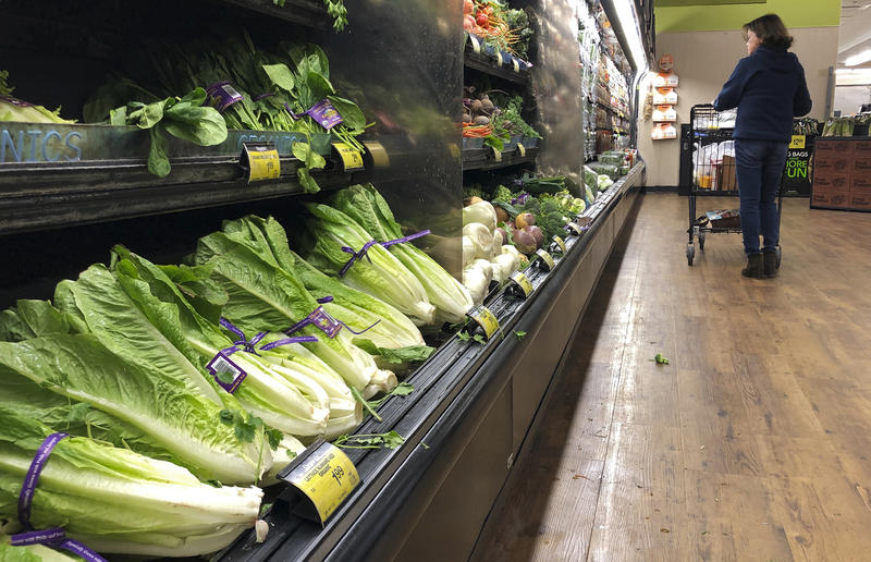 A nationwide outbreak of the E.Coli virus linked to romaine lettuce coming out of California has created an increased demand for locally grown greens in Maine.
