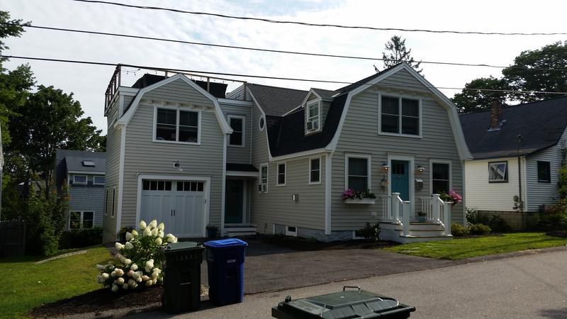 A short-term rental house in South Portland
