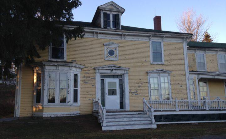 The McGlashan-Nickerson House in Calais, which is owned by the National Park Service, is listed on the National Register of Historic Places.