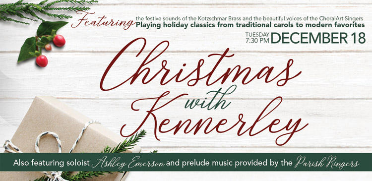 Cultural Conversation Christmas with Kennerley